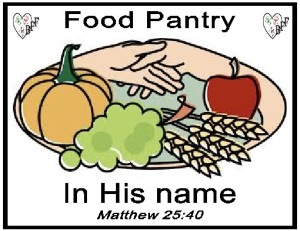BFF Food Pantry Logo